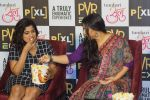 Vidya Balan, RJ Malishka promote Movie Tumhari Sulu on 3rd Nov 2017 (338)_59fd91b32f809.JPG