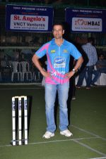 Rohit Roy at Yuva Mumbai VS Mumbai Heroes Cricket Match on 4th Nov 2017 (31)_59fee4e5d7244.JPG