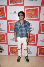 Ankit Tiwari at the Unveiling & Announcement of The Mumbai Fest 2017 on 6th Nov 2017_5a014e605f54b.JPG