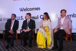 Esha Gupta At Press Meet Of Namaste America on 9th Nov 2017