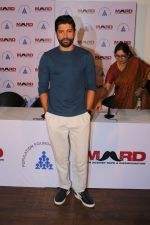 Farhan Akhtar at the Press conference of Bas Ab Bahut Ho Gaya campaign & concert on 8th Nov 2017 (38)_5a03eb79d190a.JPG