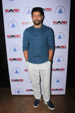 Farhan Akhtar at the Press conference of Bas Ab Bahut Ho Gaya campaign & concert on 8th Nov 2017 (9)_5a03eb681edce.JPG