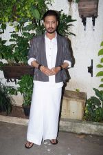 Irrfan Khan At Special Screening Of Film Qarib Qarib Singlle on 8th Nov 2017
