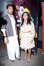 Parvathy, Irrfan Khan At Special Screening Of Film Qarib Qarib Singlle on 8th Nov 2017