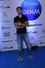Dino Morea at the event of Mpower Mind Matters Presents GenM on 12th Nov 2017