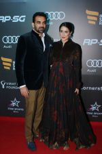 Zaheer Khan, Sagarika Ghatge at Indian Sports Honour Award 2017 on 11th Nov 2017 (247)_5a0926065ee79.JPG