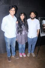 Anand Gandhi, Khushboo Ranka, Vinay Shukla at the Special Screening Of An Insignificant Man on 13th Nov 2017