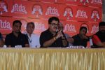 Ashok Pandit with IFTDA Association Members Came Together To Express Solidarity Towards Sanjay Leela Bhansali on 13th Nov 2017