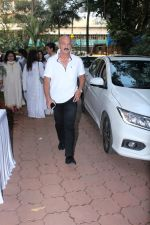 Rakesh Roshan at Director Shree Mohan Kumar Prayer Meeting on 13th Nov 2017
