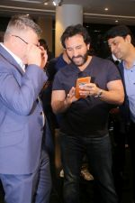 Saif Ali Khan At Launch Of New Jeep Grand Cherokee SRT on 13th Nov 2017