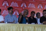 Sushant Singh, Sudhir Mishra with IFTDA Association Members Came Together To Express Solidarity Towards Sanjay Leela Bhansali on 13th Nov 2017