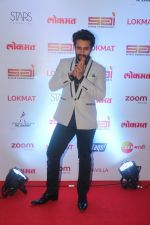 Jackky Bhagnani at the Red Carpet Of 2nd Edition Of Lokmat  Maharashtra_s Most Stylish Awards on 14th Nov 2017 (173)_5a0be2840b422.jpg