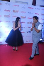 Sai Tamhankar at the Red Carpet Of 2nd Edition Of Lokmat  Maharashtra_s Most Stylish Awards on 14th Nov 2017 (136)_5a0be324c9730.jpg