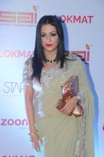 at the Red Carpet Of 2nd Edition Of Lokmat  Maharashtra_s Most Stylish Awards on 14th Nov 2017 (163)_5a0be25b738f6.jpg