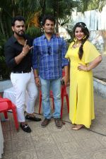 Anara Gupta, Karan Singh Prince On Location shoot of Album Tera Photo on 15th Nov 2017 (72)_5a0d0cc0a2a7f.JPG