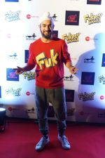 Manjot Singh with Fukrey Team At Song Launch Of Film Fukrey Returns Mehbooba on 15th Nov 2017 (12)_5a0d166e8cfe6.JPG