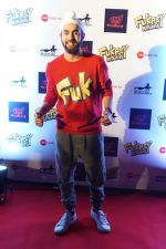 Manjot Singh with Fukrey Team At Song Launch Of Film Fukrey Returns Mehbooba on 15th Nov 2017 (16)_5a0d1645aa943.JPG