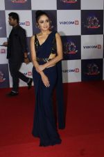 Amruta Khanvilkar at The Red Carpet Of Viacom18 10yrs Anniversary on 17th Nov 2017 (283)_5a0fd8f2b2f82.JPG