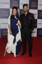 Rochelle Rao at The Red Carpet Of Viacom18 10yrs Anniversary on 17th Nov 2017 (438)_5a0fda47a9cb7.JPG