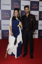 Rochelle Rao at The Red Carpet Of Viacom18 10yrs Anniversary on 17th Nov 2017 (442)_5a0fda4a10f57.JPG