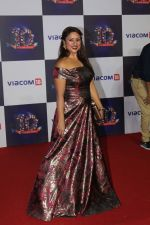 Sai Deodhar at The Red Carpet Of Viacom18 10yrs Anniversary on 17th Nov 2017 (375)_5a0fda90f3e96.JPG