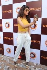 Aishwarya Sakhuja At Trench The Choclate Room Launch on 18th Nov 2017 (4)_5a11ae799edad.JPG