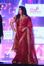 Poonam Dhillon at The Fashion Show For Social Cause Called She Matters on 19th Nov 2017 (110)_5a11bb75595d6.JPG
