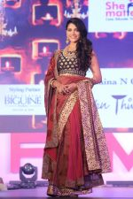 Saiyami Kher at The Fashion Show For Social Cause Called She Matters on 19th Nov 2017 (129)_5a11bbb08a557.JPG