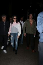 Arbaaz Khan, Sunny Leone Spotted At Airport on 23rd Nov 2017 (2)_5a16619b69b32.JPG