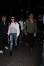 Arbaaz Khan, Sunny Leone Spotted At Airport on 23rd Nov 2017 (4)_5a16619c01724.JPG