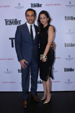 Gayatri Oberoi, Vikas Oberoi At Red Carpet For Conde Nast Traveller Signature Property on 22nd Nov 2017 (26)_5a16610f49880.JPG