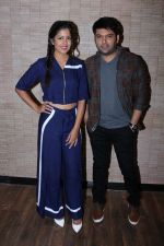 Kapil Sharma, Ishita Dutta Spotted During Promotional Interview For Film Firangi on 23rd Nov 2017 (76)_5a16df96d8588.JPG