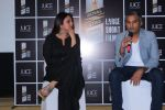 Shefali Shah, Neeraj Ghaywan at Royal Stag Barrel Select Host Special Screening Of Film Juice on 22nd Nov 2017 (57)_5a1646620bb8d.JPG