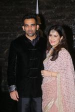 Zaheer Khan & Sagarika Ghatge Wedding Party on 23rd Nov 2017 (22)_5a182a9a56768.JPG