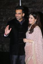 Zaheer Khan & Sagarika Ghatge Wedding Party on 23rd Nov 2017 (24)_5a182a87cf7c5.JPG