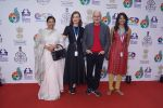 Anupam Kher, Deepti Naval At Red Carpet For Film CHUTNEY At IFFI 2017 on 25th Nov 2017 (6)_5a197e71aec75.JPG