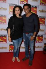 Anup Soni, Juhi Babbar at the Red Carpet Of SAB TV New Show PARTNERS on 28th Nov 2017 (135)_5a1e383620ddb.JPG