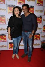 Anup Soni, Juhi Babbar at the Red Carpet Of SAB TV New Show PARTNERS on 28th Nov 2017 (137)_5a1e38422ac22.JPG