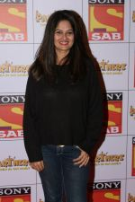 Resham Tipnis at the Red Carpet Of SAB TV New Show PARTNERS on 28th Nov 2017 (79)_5a1e3a1422d0f.JPG