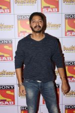 Shreyas Talpade at the Red Carpet Of SAB TV New Show PARTNERS on 28th Nov 2017 (103)_5a1e3a479fa14.JPG