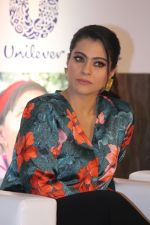 Kajol at the Launch Of Lifebuoy_s Help A Child Reach 5 Campaign on 29th Nov 2017 (22)_5a1fa471df75f.JPG