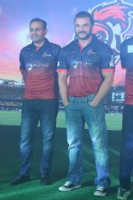 Sohail Khan, Virender Sehwag at the Launch Of Maratha Arabians Team Jersey & Set For A Fresh Battle Ground In Arabian Land on 30th Nov 2017 (13)_5a201189eb40c.JPG