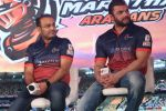 Sohail Khan, Virender Sehwag at the Launch Of Maratha Arabians Team Jersey & Set For A Fresh Battle Ground In Arabian Land on 30th Nov 2017 (32)_5a20118e19070.JPG