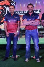 Sohail Khan, Virender Sehwag at the Launch Of Maratha Arabians Team Jersey & Set For A Fresh Battle Ground In Arabian Land on 30th Nov 2017 (45)_5a2011c780832.JPG