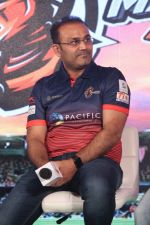 Virender Sehwag at the Launch Of Maratha Arabians Team Jersey & Set For A Fresh Battle Ground In Arabian Land on 30th Nov 2017 (25)_5a2011d3d9e71.JPG