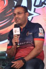 Virender Sehwag at the Launch Of Maratha Arabians Team Jersey & Set For A Fresh Battle Ground In Arabian Land on 30th Nov 2017 (26)_5a2011d47f5b6.JPG