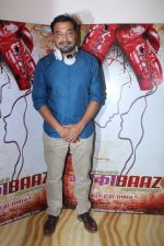 Anurag Kashyap Spotted From The Film Mukkabaaz on 30th Nov 2017 (4)_5a2161177d4fd.JPG