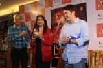 Juhi Chawla, Jugal Hansraj at the Launch Of Book Bheem on 30th Nov 2017 (43)_5a20cc4a8c0ef.JPG