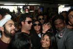 Pulkit Samrat, Richa Chadda, Manjot Singh, Varun Sharma at Fukrey Returns Cast Visit Andheri Metro Station on 30th Nov 2017 (32)_5a215f8d78270.JPG