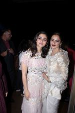 Alia Bhatt, Rekha at the Red Carpet Of Filmfare Glamour & Style Awards on 1st Dec 2017